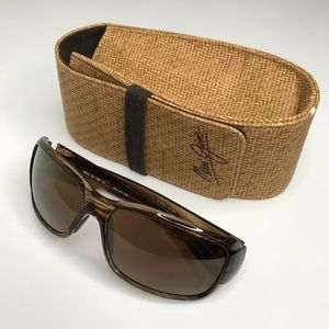 e03279eabd73 Maui Jim Accessories - MAUI JIM Hamoa Beach Women's Sunglasses & Case